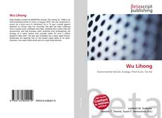 Bookcover of Wu Lihong
