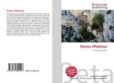 Bookcover of Nanos (Plateau)