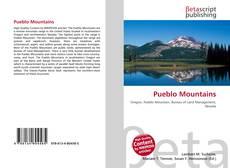 Обложка Pueblo Mountains