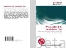 Couverture de Washington D.C. Touchdown Club