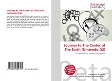 Journey to The Center of The Earth (Nintendo DS)的封面