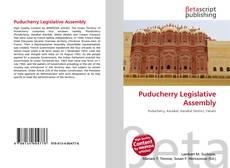 Portada del libro de Puducherry Legislative Assembly