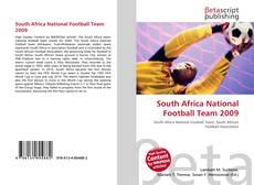 Capa do livro de South Africa National Football Team 2009