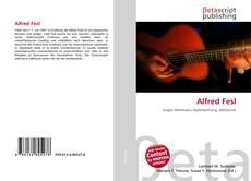 Buchcover von Alfred Fesl