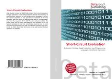 Bookcover of Short-Circuit Evaluation