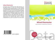 Bookcover of Alfred Fikentscher