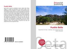 Bookcover of Pueblo Bello