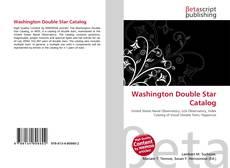 Couverture de Washington Double Star Catalog