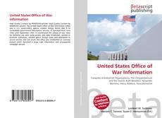Portada del libro de United States Office of War Information
