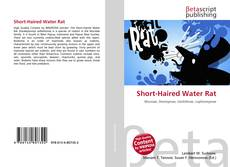 Bookcover of Short-Haired Water Rat
