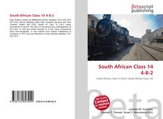Bookcover of South African Class 14 4-8-2