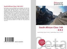 Buchcover von South African Class 14A 4-8-2