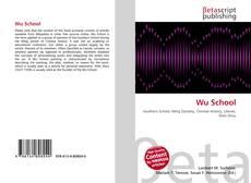 Wu School的封面