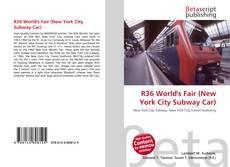 R36 World's Fair (New York City Subway Car)的封面