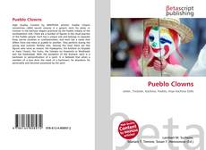 Обложка Pueblo Clowns