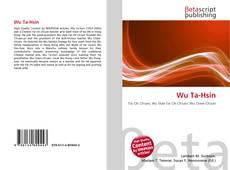 Buchcover von Wu Ta-Hsin