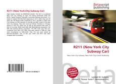 Обложка R211 (New York City Subway Car)