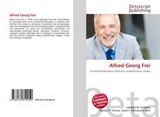 Capa do livro de Alfred Georg Frei