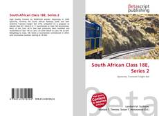 Bookcover of South African Class 18E, Series 2