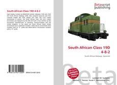 South African Class 19D 4-8-2 kitap kapağı