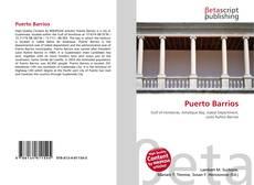Buchcover von Puerto Barrios