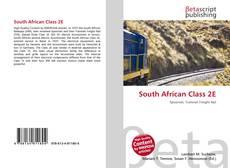 Capa do livro de South African Class 2E