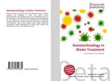 Capa do livro de Nanotechnology in Water Treatment