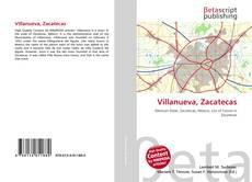 Villanueva, Zacatecas kitap kapağı