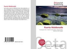 Portada del libro de Puerto Maldonado
