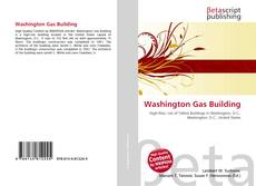 Bookcover of Washington Gas Building