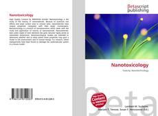 Nanotoxicology的封面