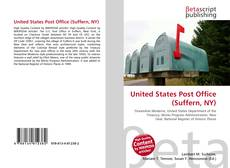 Couverture de United States Post Office (Suffern, NY)