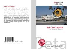Copertina di Rans S-4 Coyote