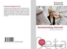 Nanotoxicology (Journal)的封面