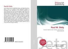 Bookcover of Paul M. Doty