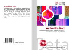 Portada del libro de Washington Glory