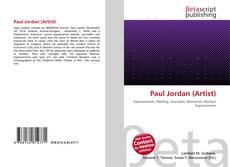 Paul Jordan (Artist)的封面