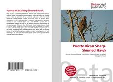 Portada del libro de Puerto Rican Sharp-Shinned Hawk