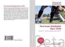 Copertina di Paul Jones (Footballer Born 1978)