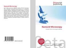 Обложка Nanovid Microscopy
