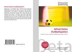 Alfred Götze (Fußballspieler)的封面