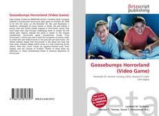 Buchcover von Goosebumps Horrorland (Video Game)