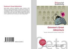 Goemon's Great Adventure的封面