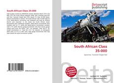 Couverture de South African Class 35-000