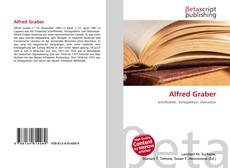 Couverture de Alfred Graber