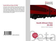 South African Class 35-200 kitap kapağı