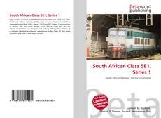 South African Class 5E1, Series 1 kitap kapağı