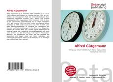 Buchcover von Alfred Gütgemann