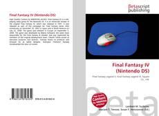 Final Fantasy IV (Nintendo DS)的封面