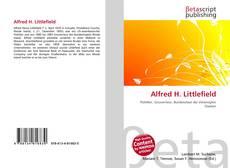 Portada del libro de Alfred H. Littlefield
